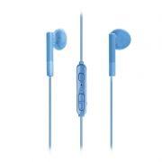 Гарнитура SmartBuy ERGO для мобильных устройств, синяя, вставная (SBH-520)