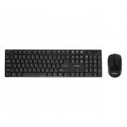 Комплект CROWN CMMK-954W Black, беспроводные клавиатура + мышь