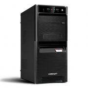 Корпус Miditower CROWN CMC-SM164 Black ATX, без блока питания