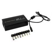 Адаптер питания для ноутбука ORIENT PU-M90WL 90Вт, 15-24В, USB, 8 переходников (29816)
