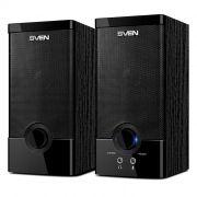 Колонки SVEN SPS-603, питание от USB, черные
