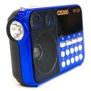 Радиоприемник СИГНАЛ РП-224, FM, MP3, фонарь, аккумулятор