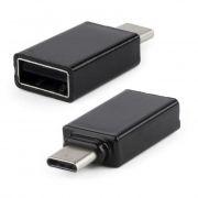 Адаптер USB 3.1 Type C(m) - USB 2.0 Af, Cablexpert (A-USB2-CMAF-01)
