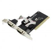PCI контроллер 2 внешних порта COM DB9M, ORIENT XWT-PS050V2