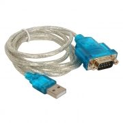 Адаптер USB Am - DB9M/RS232, 1.2 м, ORIENT USS-112