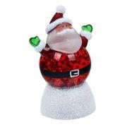 Сувенир ORIENT NY6006 Дед Всем Привет, многоцветная подсветка, питание от USB