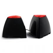 Колонки CROWN CMS-278 Black/Red USB