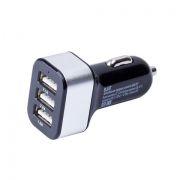 Зарядное автомобильное устройство BLAST BCA-031, 3.1A 3xUSB