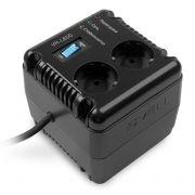 Стабилизатор напряжения SVEN VR-L600, 200 Вт, 2 розетки