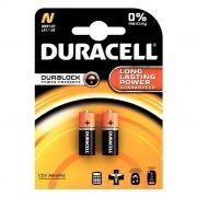 Батарейка N DURACELL LR1/2BL N Lady , 2 шт, блистер (MN9100)