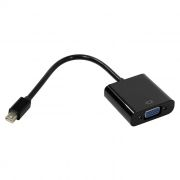 Адаптер mini DisplayPort/M - VGA/F, 0.2 м, пакет, ORIENT C304