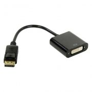 Адаптер DisplayPort/M - DVI/19F, 0.2 м, пакет, ORIENT C307