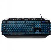 Клавиатура игровая CROWN CMKG-403, подсветка 7 цветов, USB