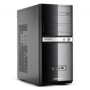 Корпус Miditower CROWN CMC-SM601 Black ATX, без блока питания