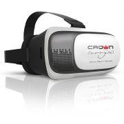 Очки виртуальной реальности для смартфона 3,5-6, CROWN CMVR-003