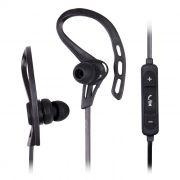 Гарнитура Bluetooth RITMIX RH-410BTH, внутриканальная, черная