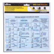 Коврик для мыши RITMIX MPD-020 English, 220x180x3 мм