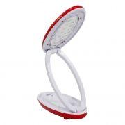 Светильник светодиодный аккумуляторный Smartbuy, красный (SBL-102-3-R)