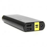 Зарядное устройство HAVIT HV-PB8804 с аккумулятором 10000 мА/ч, черное/желтое
