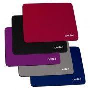 Коврик для мыши Perfeo PF-FS-001, 180x220x2 мм, ткань+СБР