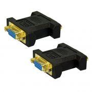 Адаптер VGA 15F -> VGA 15F, позолоченный, Premier (5-889G)