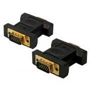 Адаптер VGA 15M -> VGA 15M, позолоченный, Premier (5-888G)