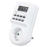 Таймер цифровой для электроустройств 220В, 3600 Вт, Smartbuy SBE-STE-1