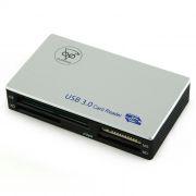 Карт-ридер внешний USB Konoos UK-28 USB 3.0