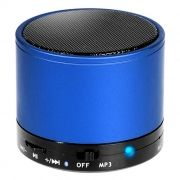 Колонка 1.0 Perfeo CAN, Bluetooth, MP3, FM, 3W, 500 мАч, синяя (PF-BT-CN-BL) (PF_5212)