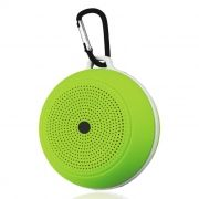 Колонка 1.0 Perfeo SPOT, Bluetooth, MP3, FM, 3W, 500 мАч, зеленая (PF-BT-ST-GR) (PF_5216)