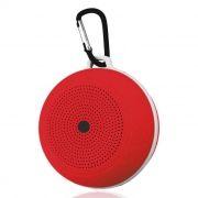 Колонка 1.0 Perfeo SPOT, Bluetooth, MP3, FM, 3W, 500 мАч, красная (PF-BT-ST-RD) (PF_5214)
