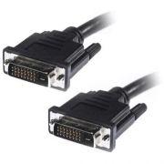 Кабель DVI-D Dual link (24+1) 3 м, черный, 5bites (APC-099-030)