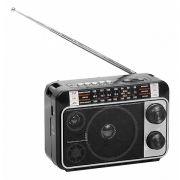 Радиоприемник RITMIX RPR-171 Black, FM/AM/SW, MP3