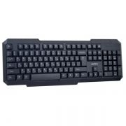Клавиатура беспроводная Perfeo PF-1010 Freedom, черная, USB