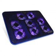 Подставка для охлаждения ноутбука CROWN CMLC-206T, до 17, 2xUSB