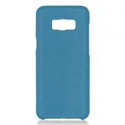 Клип-кейс для Samsung S8, синий, шероховатый, TPU, Perfeo (PF_5290)