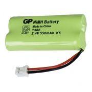 Аккумулятор для радиотелефона GP T382 BC1 2.4V 550mAh Ni-Mh