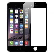 Защитное стекло для экрана iPhone 8 Black, Full Screen Gorilla, Perfeo (PF_5325)