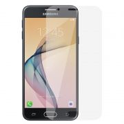 Защитное стекло для экрана Samsung Galaxy J5 Prime, 2.5D 0.26мм, Perfeo (PF_A4007)