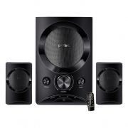 Колонки 2.1 Perfeo Modern, MP3, FM, Bluetooth, пульт ДУ (PF-3312-BL)