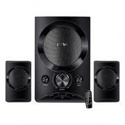 Колонки 2.1 Perfeo Modern, MP3, FM, Bluetooth, пульт ДУ (PF-3312-BL)