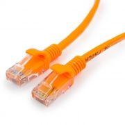 Кабель патч-корд UTP 5е категории 1 м, оранжевый, Cablexpert (PP12-1M/O)
