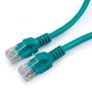 Кабель патч-корд UTP 5е категории 5 м, зеленый, Cablexpert (PP12-5M/G)