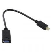 Адаптер OTG USB 3.1 Type C(m) - USB 3.0 Af, 5bites (TC304-02OTG)