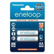 Аккумулятор AA Panasonic Eneloop 1900мА/ч Ni-Mh, 2шт, блистер (BK-3MCCE/2BE)
