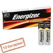 Батарейка AAA ENERGIZER INDUSTRIAL LR03/10BOX, 10 шт, коробка