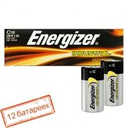 Батарейка C ENERGIZER INDUSTRIAL LR14/12BOX, 12 шт, коробка