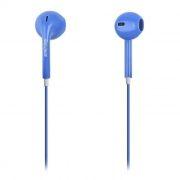 Гарнитура SmartBuy WOW для мобильных устройств, вставная, синяя (SBH-820)