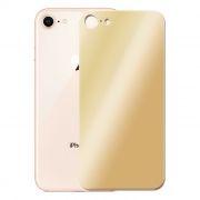 Защитное стекло обратной стороны iPhone 8 Gold, 3D Gorilla 0.33мм, Perfeo (PF_4063)