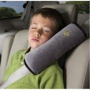 Автомобильная подушка с креплением на ремень безопасности, 30х8х8 см, BLAST Safe Belt (BCP-152)